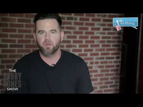 David Nail Interactive Chat w/ Bobby Bones ‌‌ - AskAnythingChat