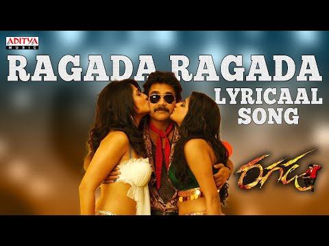 Ragada Ragada Song With Lyrics - Ragada Songs - Nagarjuna, Anushka, Priyamani
