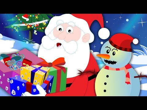 Jingle bells | Christmas songs | Xmas carols | Scary videos for kids