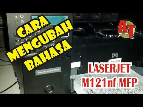 Cara Mengganti Bahasa Cina Di Printer HP Laserjet M1212nf MFP