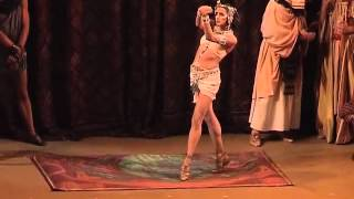 Maria Adzhamova - Egyptian dance from Spartacus