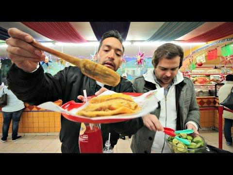 Tacos La Mexicana en Monterrey FT Samuel Fematt Parte 1