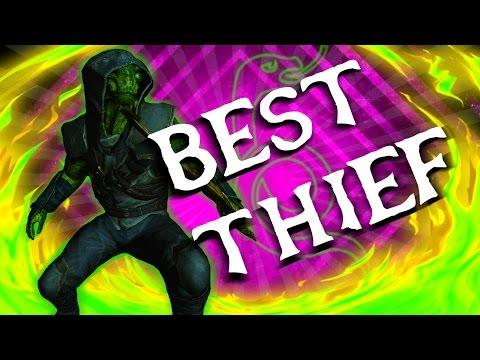 Skyrim - Best Thief Build