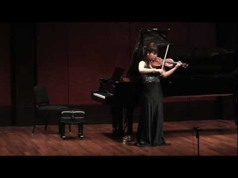 Kara Nam- Sessions Sonata for Solo Violin