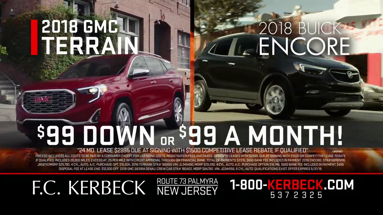 Buick GMC Dealer Featuring  99 Lease Payments   YouTube Buick GMC Dealer Featuring  99 Lease Payments