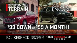 Buick GMC Dealer Featuring $99 Lease Payments