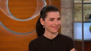 "Julianna Margulies on ""The Good Wife,"" strong women and style"
