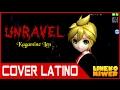 【LINEKO】 Unravel (Kagamine Len)   COVER LATINO +MP3