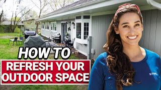 How To Refresh Your Outdoor Space - Ace Hardware