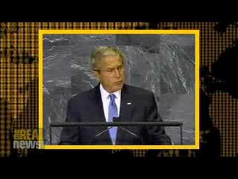 Bush doctrine at the UN