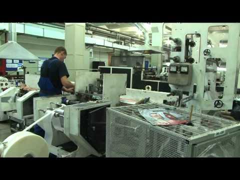 Завод «Пропластик» открыл двери для студентов
