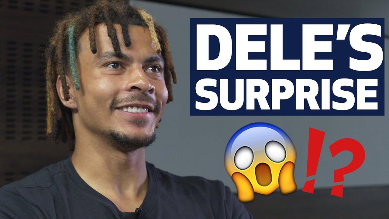 Dele surprises his former Sunday league team!