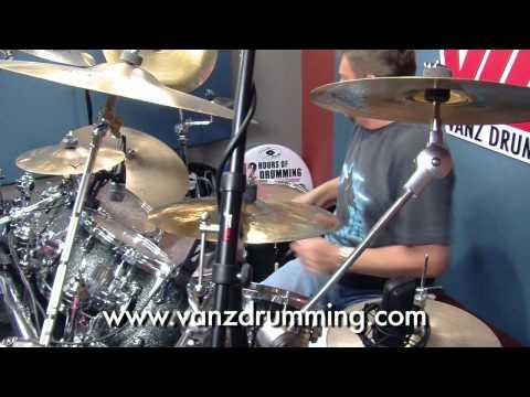 Randy Van Patten - Monday Improv - Vanz Drumming