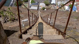 Skaters vs Extreme Downhill Skateboarding! (Wins & Fails)