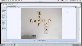 DIY Scrabble Tiles - How to make Scrabble Wall Tiles on a CNC router.