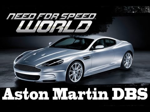 [Test] Need For Speed World #5 : Test Aston Martin DBS