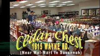 Cedar Chest Liquors Commercial