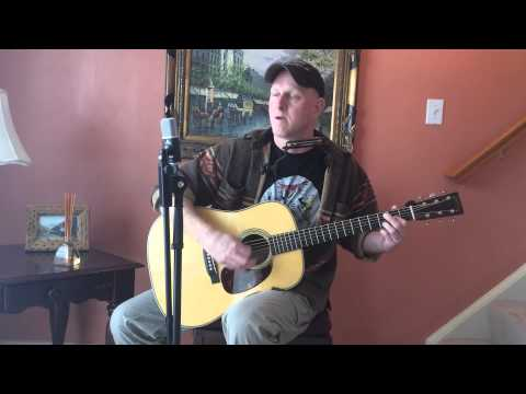 Bruce Springsteen Ghost of Tom Joad (Acoustic Cover)