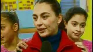 Teleacras - Agrigento - Ginnastica - Servizio di Daniela Fiorentino