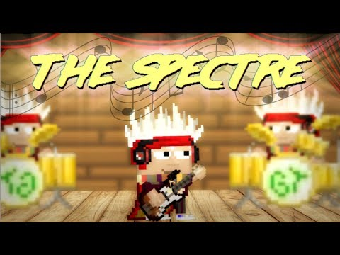 Growtopia - The Spectre (Animation)