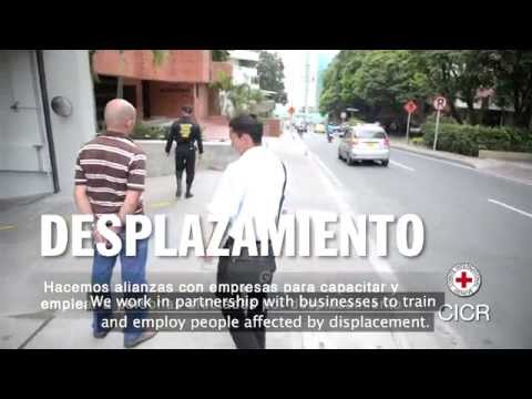 Colombia: A job opportunity helped Jesús turn his life around