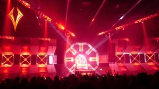 Frequencerz intro @ Indicator 2015