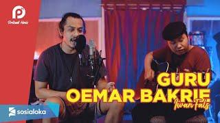 GURU OEMAR BAKRIE - IWAN FALS ( Pribadi Hafiz ft Hendra Cover \\u0026 Lirik )