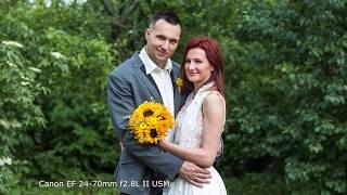 Объективы для свадебного фотографа. Фиксы или Canon EF 24-70mm f2.8L II?
