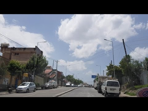 29. June 2020, Today Weather information Addis Ababa in Ethiopia street view, ኢትዮጵያ, 에티오피아 아디스아바바 날씨