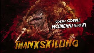 "Movies to Watch on a Rainy Afternoon- ""ThanksKilling (2009)"""