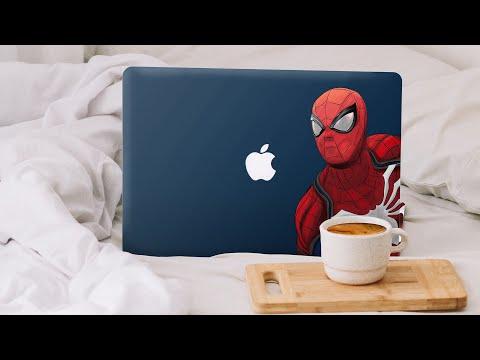 Hướng dẫn dán skin Laptop siêu đẹp !