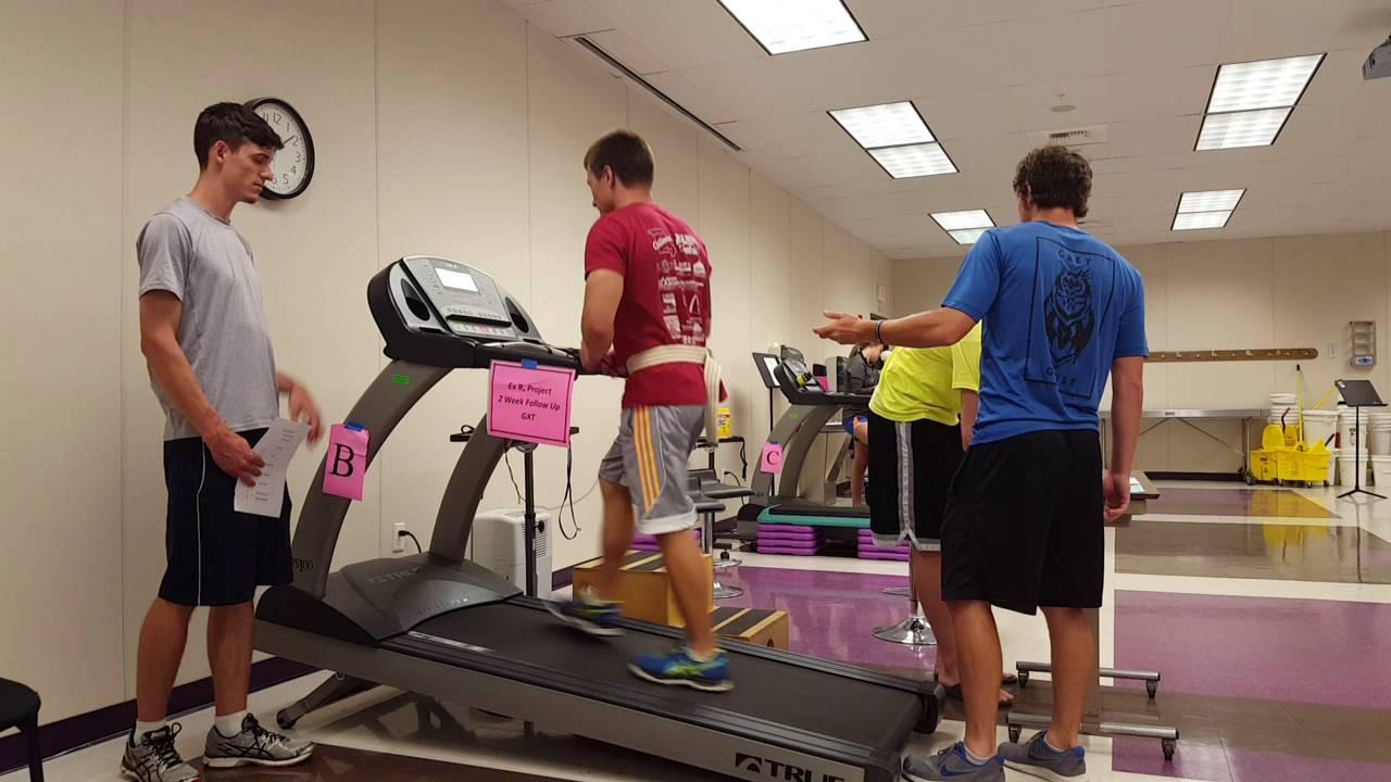 Bruce løbetest: Find din kondition på løbebånd uden pulsmåler