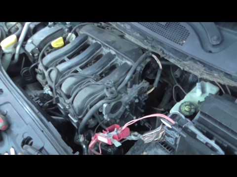 Renault Megane II / K4M / Ремонт ГБЦ