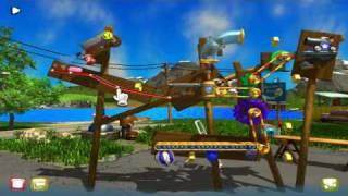 Crazy Machines Elements - Ballon Defence (Part 31 + End of Boom, Pow, Poof Puzzle set)