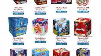 Top 5 best places to buy fireworks online