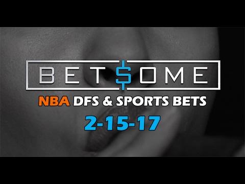 NBA DFS & SPORTS PICKS - 2/15