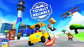 Totally Reliable Delivery Service: iOs / Android Gameplay (by tinyBuild)