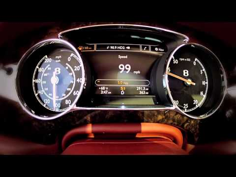 Bentley Mulsanne 2013 Top Speed Commercial Visionaries Future of Speed Record Carjam TV HD