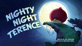 Злые птички - Энгри Бердс - Спокойной ночи, Теренс (S1E29) || Angry Birds Toons