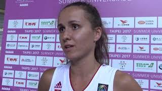 Zuzanna Sklepowicz o meczu z USA