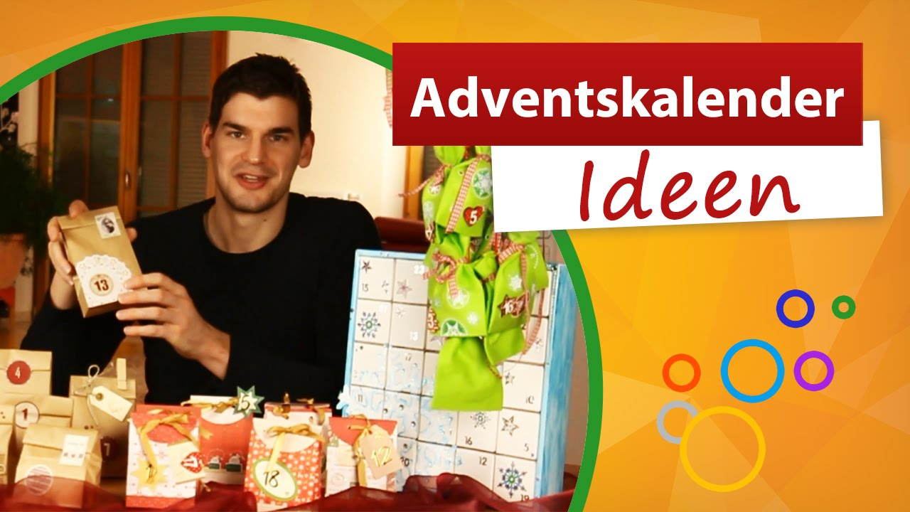 adventskalender basteln ideen zum selber machen trendmarkt24 youtube. Black Bedroom Furniture Sets. Home Design Ideas
