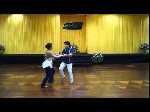 Wilton Junior e Gabriela Barros - 2º Lugar - Risisng Star - BR OPEN 2015