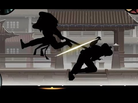 Shadow Fight 2 Special Edition : Staff VS Impossible Mantis