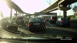 Авария на Новорижском шоссе.(, 2012-10-28T10:28:03.000Z)