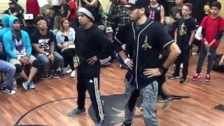 frienemies distrct arts final battle born vs zoologic