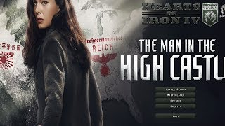 Man in the High Castle HOI4 Mod Review