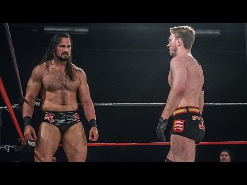 Will Ospreay vs Drew Galloway - WCPW Title (Exit Wounds 2017)