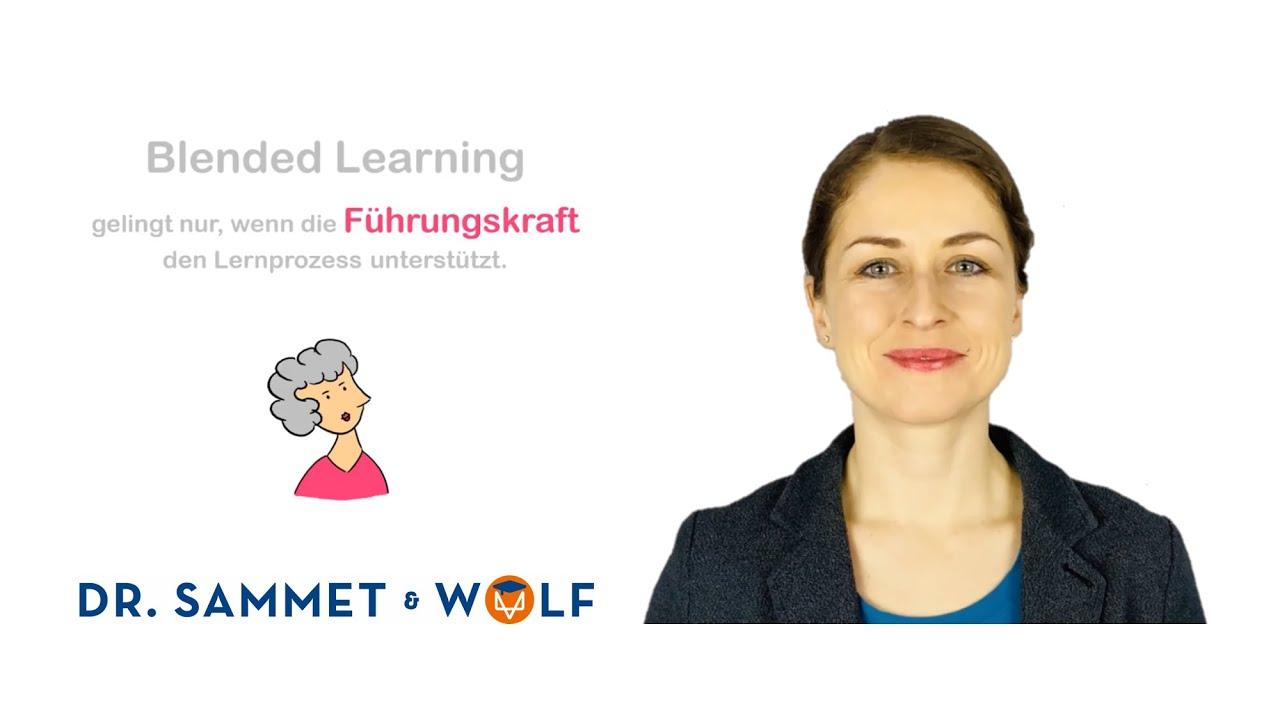 Die Rolle der Führungskraft im Blended Learning
