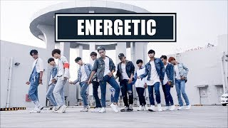 Video Wanna One (워너원) - 에너제틱 (Energetic)   Dance Cover   B.K.A.V download MP3, 3GP, MP4, WEBM, AVI, FLV September 2017