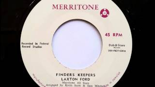 Laxton Ford Finders Keepers - Merritone